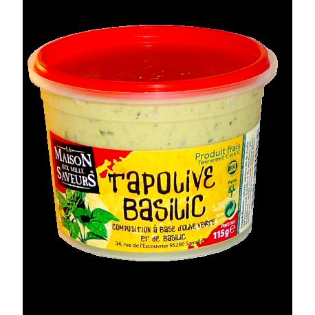 Basil Tapenade